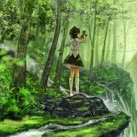 Featured Deviation: Quiet Fall by Shinigamiwyvern