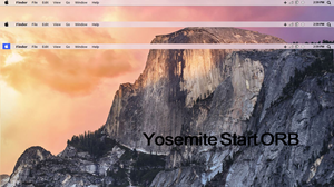 Yosemite Start ORB by Sunny-Z-Singh-333