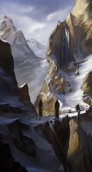 Mountains2 by pawlack