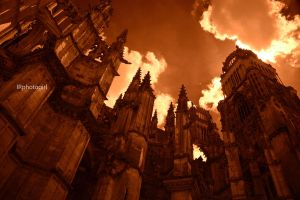 IR Voidtown Cathedral by IRphotogirl