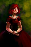 The Scarlet Lady by Runiel