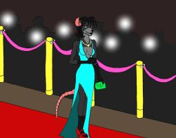 Art Trade - Red carpet by marcioo9