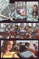 Ultimate X-Men Page 3 by ComfortLove