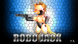 RoboJack by ShadowNinja976