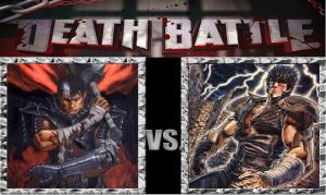 Death Battle: Guts vs Kenshiro by MadnessAbe