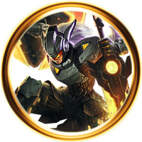 PROJECT:Leona Icon by ElementaryStorm