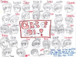 Class of 2011 by CristinaTH
