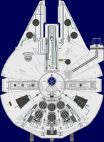 YT-1300-R Freighter - Stock by captshade