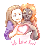 We Love You by Tanita-sama