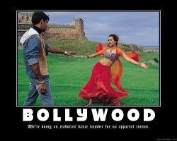 Bollywood Demotivator by Freyad-Dryden