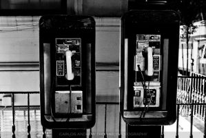 Communication Port by carlosthomas