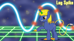 Lag Spike with Background by Thunderhawk03