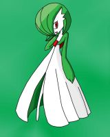Gardevoir by Pikaripeaches