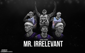 Isaiah Thomas | Wallpaper by ClydeGraffix