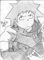 Black Star 2 by lilredbleed