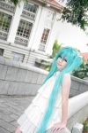 Vocaloid Summer - Miku by Xeno-Photography
