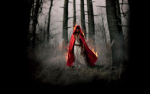Red Riding Hood by Fired86