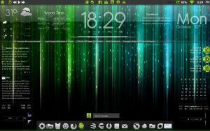 My Android Desktop by boyzonet