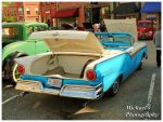 1957 Ford Fairlane 500 Convertible by TheMan268