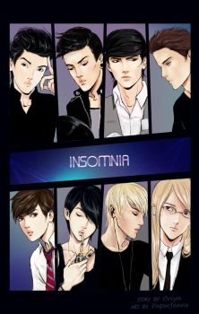 Insomnia cover by PaperJeansss