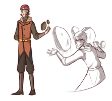 Earthbender Maxie by classydove