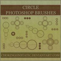 circle brushes by chokingonstatic