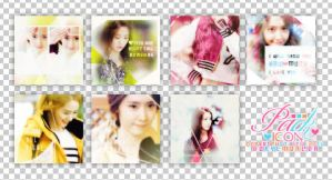 Pack Yoona Icon by ryeddh20