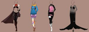 Custom Fashion 15 by Karijn-s-Basement