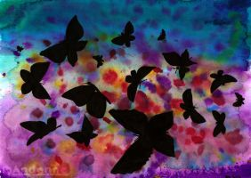 Swarming by Andenne