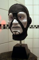 Farscape Scorpius Bust by JohnnyHavoc