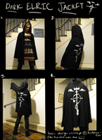 Dark Elric Jacket by Lowland-Swagger