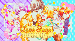 Love Stage! by MochiUsUk