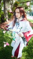 FFXIV White Mage Cosplay - Metrocon 2014 by SpectralPony