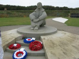Battle of Britain Memorial Dover Kent UK. by marek1101
