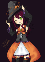 Happy Halloween!! ouo by RentalPrinny