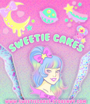 Sweetie Cakes Poster by SweetiexCakes