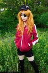 Eyepatch Asuka - Field by MeganCoffey