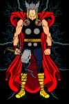 Classic Thor by atilaking666