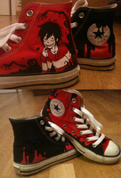 Converse by Naimane