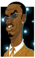 P Diddy by kgreene