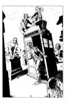 Buffy and Dr Who by JBEmmett