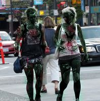 Zombie Walk 14 by BiggieShorty