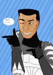 wolffe A2- REQUEST by AngelAxexinf