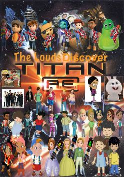 The Louds Discover Titan A.E. by JackandAnnie180