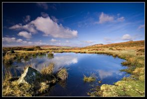 Saddle Tor by didumdidum