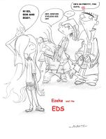 Ezeke and the Eds by Queen-Asante