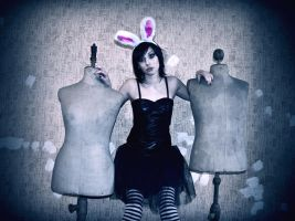 Mrs. Rabbit and her companions by SeparateFromTheHead