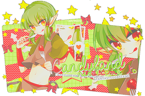 Welcome to Candyland (Kisshu) by MochiUsUk