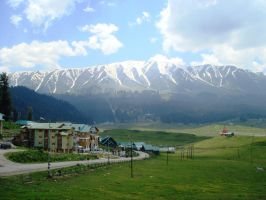 Kashmir, Incredible India by shalabhagarwal