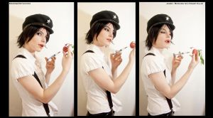 Bokura no Hikari Club cosplay - Jaibo II by MarineOrthodox